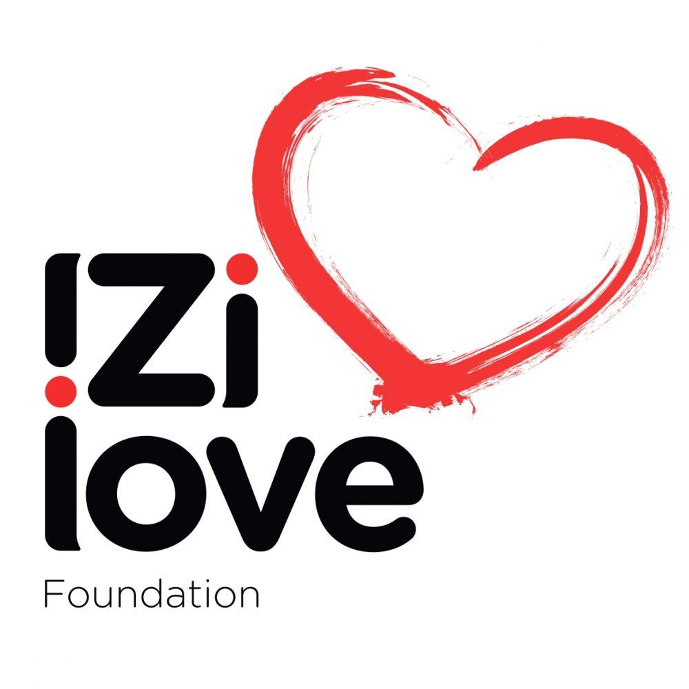 logo izi love foundation