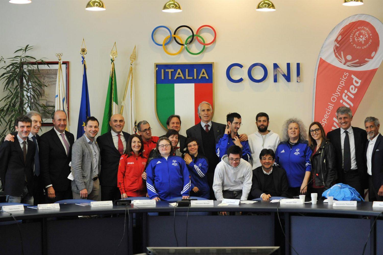 Presentati al CONI i Giochi Mondiali Invernali