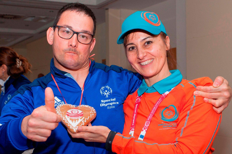 La storia di Marco Casalini, atleta da Mondiale