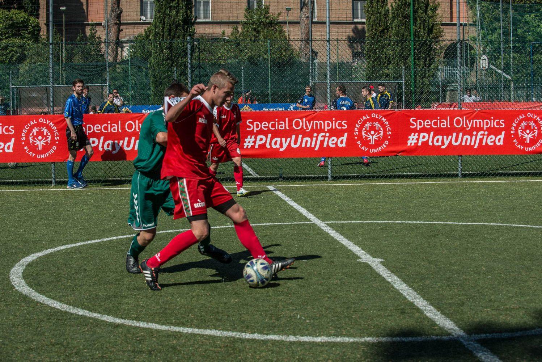 """""""Change the Game"""": a Roma dal 13 al 15 ottobre l'evento Special Olympics che racchiude nello sport unificato tutto il valore dell'inclusione sociale"""