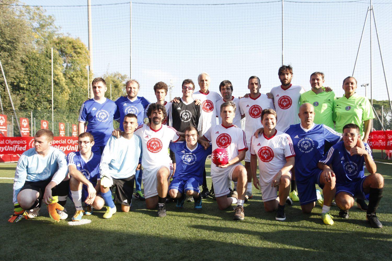Change the Game: Unified Match nel segno dell'inclusione #PlayUnified