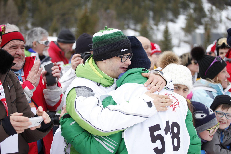 La Valsusa saluta gli atleti Special Olympics