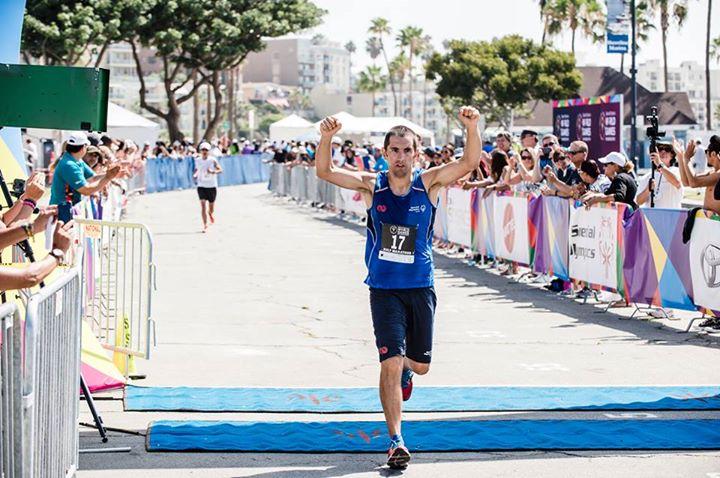Stefano Codega, l'atleta che ama correre…