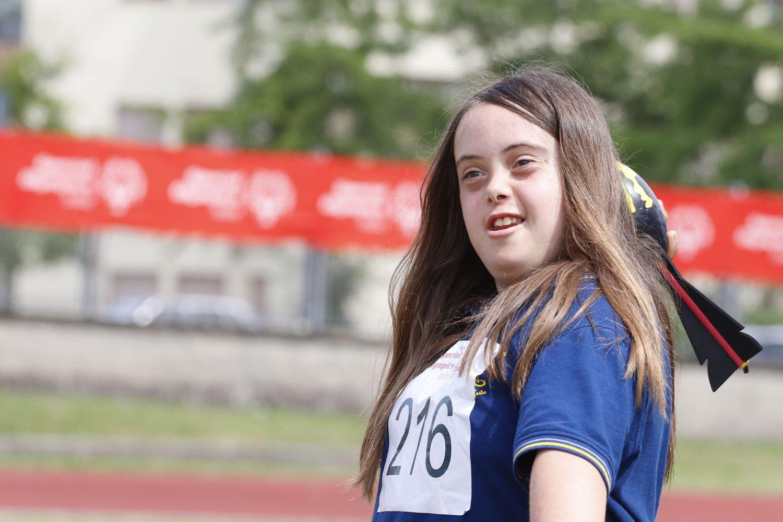 Giochi Nazionali per dimostrare il valore aggiunto delle persone con disabilità intellettive