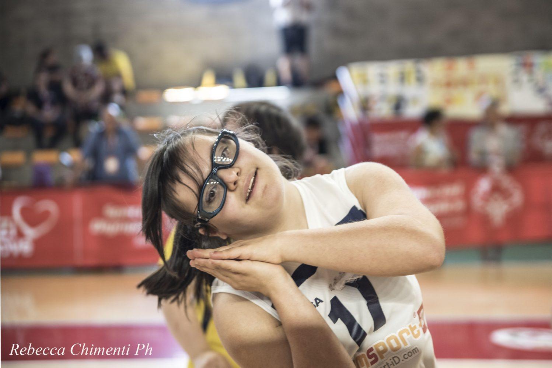 Priscilla, atleta Libera ai Mondiali di Los Angeles