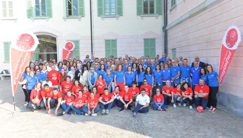 Game Changers: La Riunione di Start Up di Special Olympics Italia