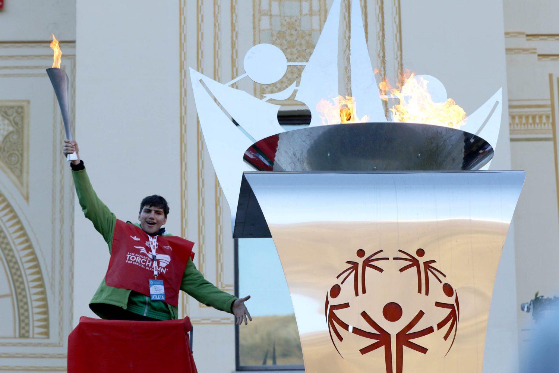 Una valanga di atleti Special Olympics a Bardonecchia e Valsusa