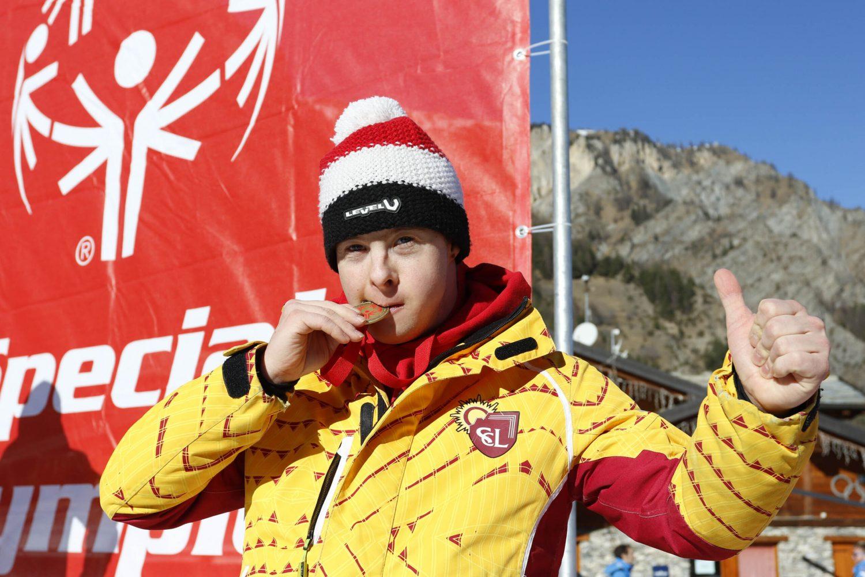 Chiusi i XXX Giochi Nazionali Invernali Special Olympics