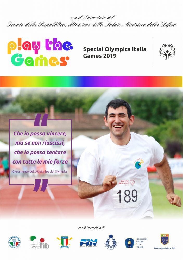 I Play the Games di Special Olympics entrano nel vivo