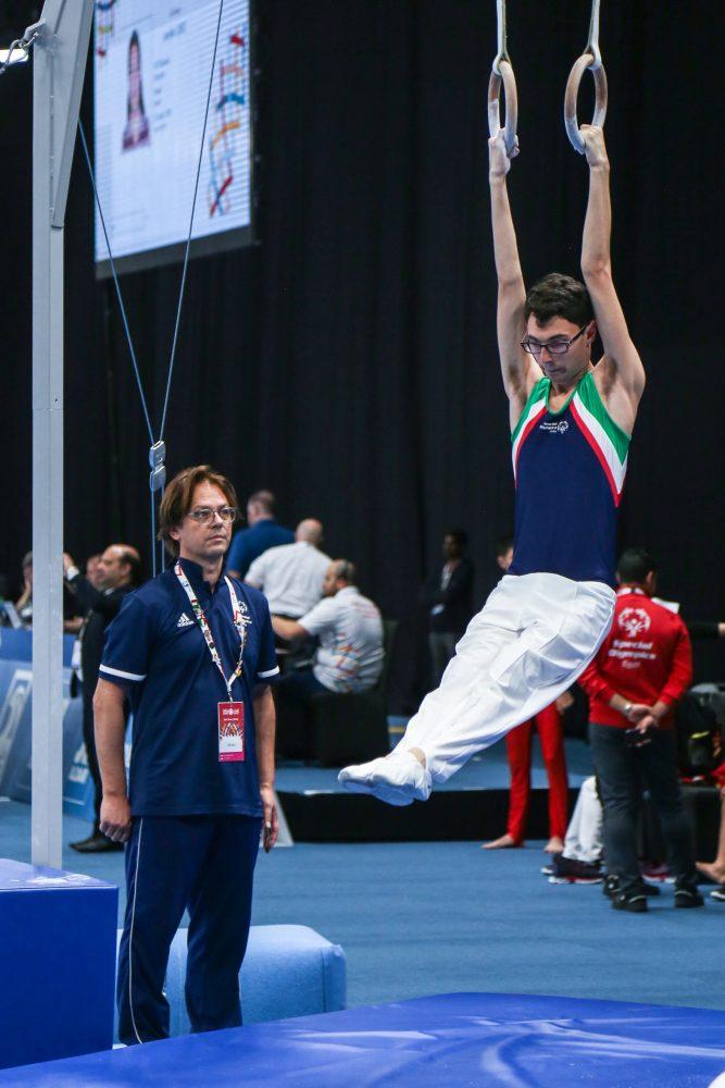 Storie e medaglie Azzurre ai Mondiali Special Olympics di Abu Dhabi
