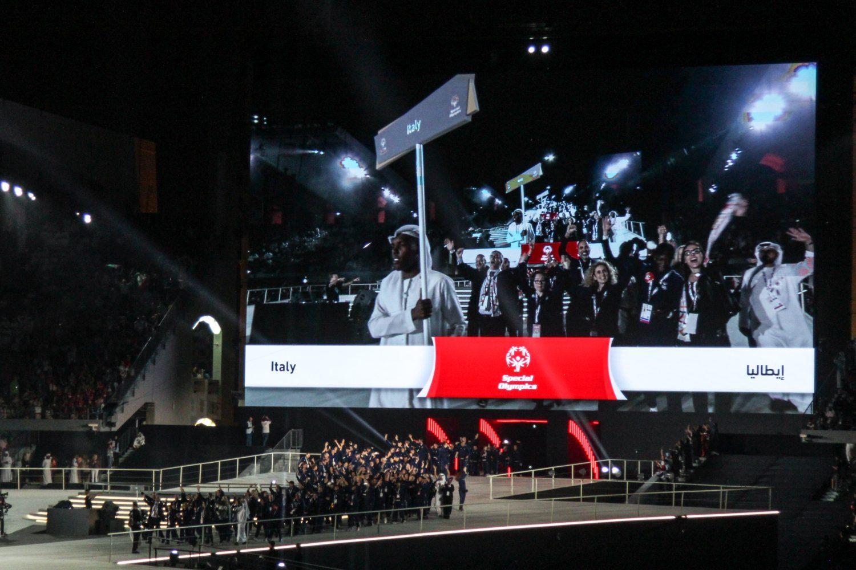 Giochi Mondiali Special Olympics, Abu Dhabi 2019 al via!