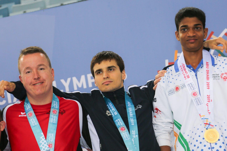 Ai Mondiali Federico conquista la medaglia, la fiducia in se stesso e negli altri