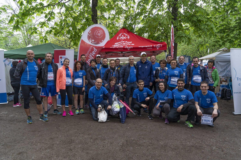 Si torna a correre per Special Olympics alla Milano Marathon