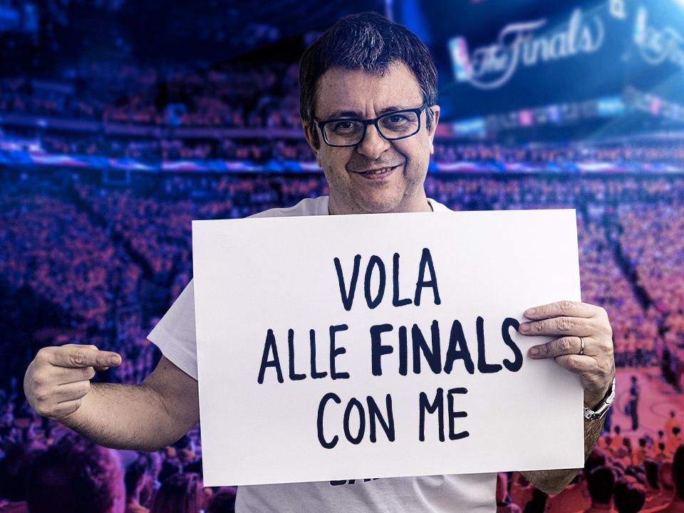 Flavio Tranquillo per Special Olympics Italia: in palio su Wishraiser un'opportunità da sogno!