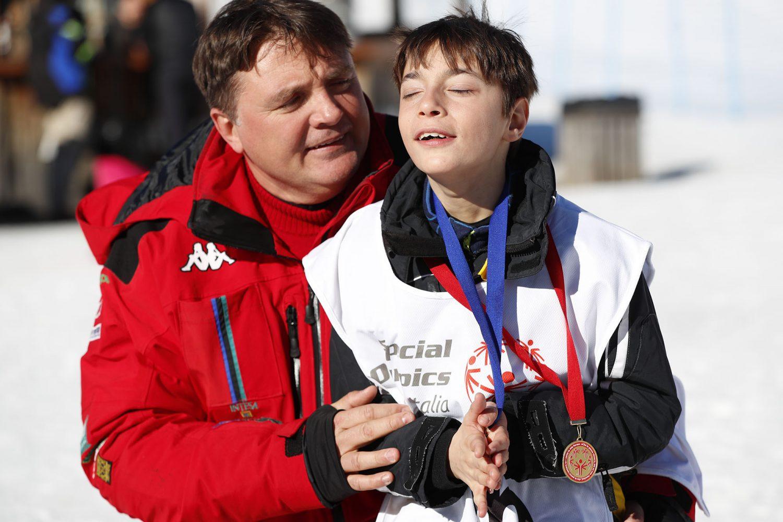 Chiusi i XXXI Giochi Nazionali Invernali  Special Olympics  gli atleti hanno vinto ogni limite  La storia di Samuele Tron è esemplare