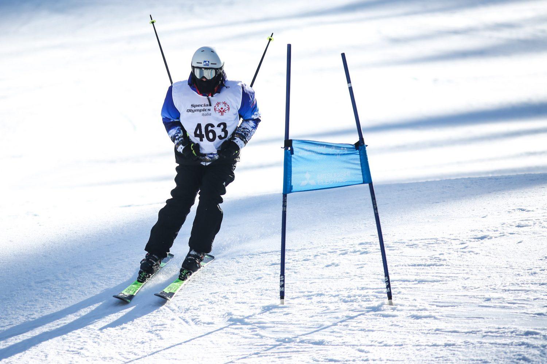 I primi Giochi Nazionali Invernali di Luca