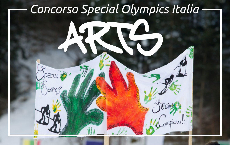 Al via il concorso Special Olympics ARTS
