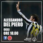 Alessandro Del Piero incontra gli Atleti impegnati nella  Special Olympics European Football Week