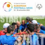 Al via la XX Special Olympics European Football Week: all'insegna dello Sport Unificato e dell'inclusione