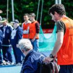 Gabriele, volontario Special Olympics, candidato per il Premio del Volontariato Internazionale 2020