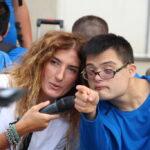 Il Premio ESTRA per Nina, la Iena che ha saputo raccontare il mondo Special Olympics