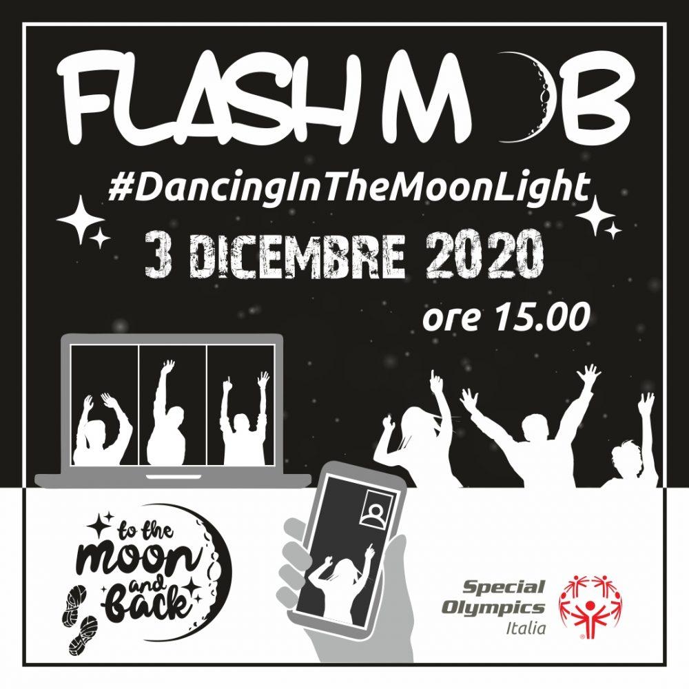 Il 3 Dicembre 2020  la Convention Nazionale e il Flashmob sulla Luna
