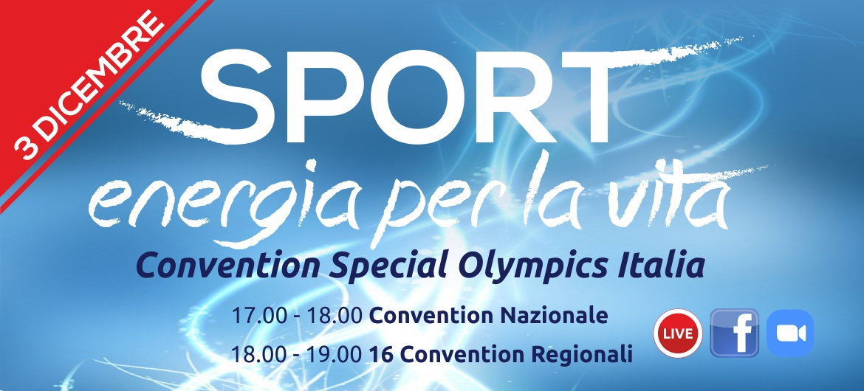 Lo sport: energia per la vita!!