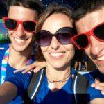 Alessandra ricorda i Giochi Mondiali Estivi Special Olympics a Los Angeles