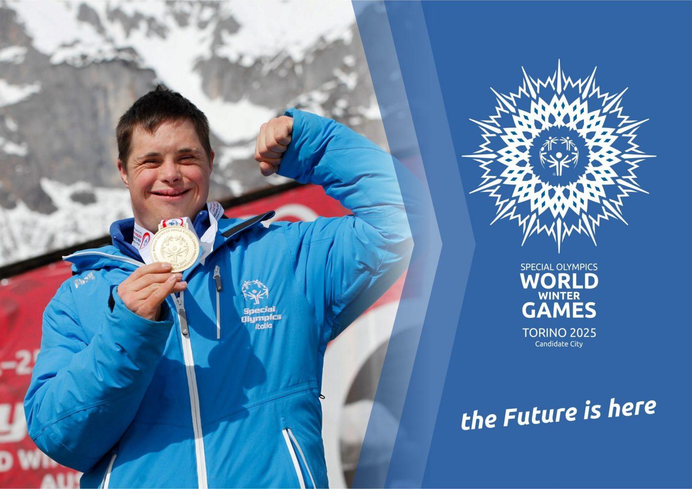 Special Olympics Italia presenta la candidatura per  i Giochi Mondiali Invernali – Torino 2025