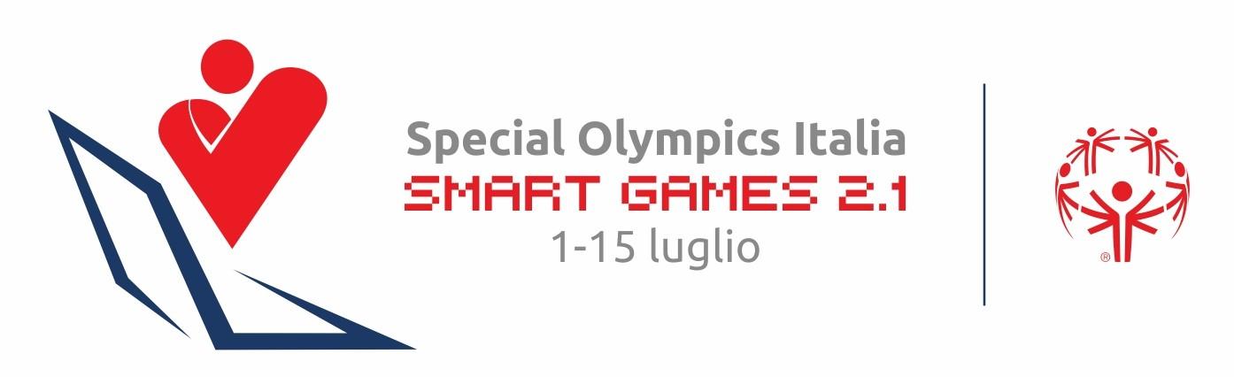 Smart Games 2.1: Il logo presenta la nuova sfida di Special Olympics Italia