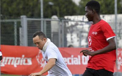 Rifugiati Politici e Atleti Special Olympics: un goal per l'inclusione
