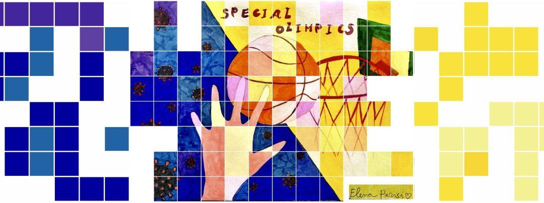 Il disegno di un' Atleta Special Olympics colorerà i biglietti della Lotteria Italia 2021