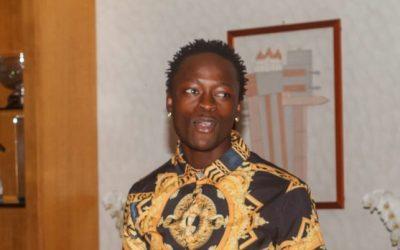 Un altro riconoscimento per Gerald 'Mballe